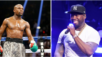50 Cent VS Floyd Mayweather : leur beef reprend de plus belle !