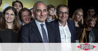 Municipales : à Lyon, premier meeting de l'axe anti-Collomb