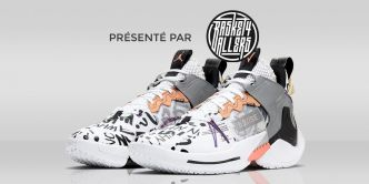 Jordan Why Not? Zer0.2 SE Orange Pulse : un coloris Thunder-friendly pour la nouvelle star des Rockets