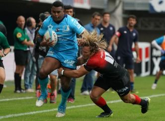 Montpellier domine le Stade Toulousain