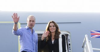 "Kate Middleton et William, leur frayeur en avion : ""C'était une aventure !"""