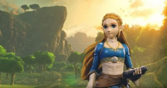 The Legend of Zelda: Breath of the Wild, une sublime statuette de la Princesse Zelda bientôt en précommande chez F4F