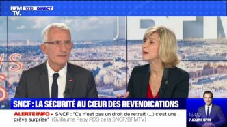 SNCF: de possibles sanctions individuelles contre les cheminots