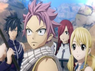 Fairy Tail passe au scanner…