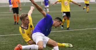 Photos.- R2 : Thaon 2 se donne de l'air en battant Pulnoy (3-1)