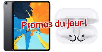 🔥 Promos : iPad Pro 11″, Coques iPhone 11/Pro, AirPods 2, PS4 Pro et plus