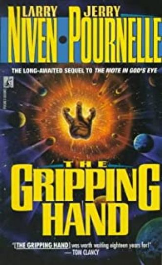 The Gripping Hand par  Larry, Pournelle, Jerry Niven
