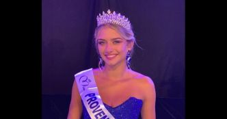 Miss France 2020 : Lou Ruat est Miss Provence 2019