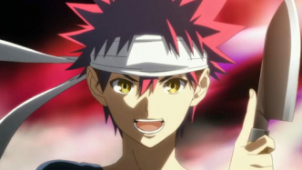 Food Wars! The Fourth Plate ep 3 vostfr