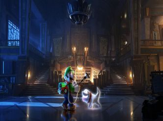 Luigi's Mansion 3, un artwork…
