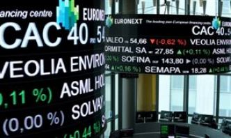 La Bourse de Paris se réjouit timidement du report sur le Brexit (+0,15%)
