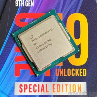 [Cowcotland] Test processeur Intel Core i9-9900KS : King of the Gaming ?