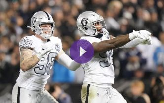 Les Raiders s'imposent à Los Angeles
