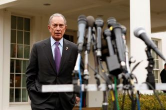 Michael Bloomberg peut-il battre Donald Trump  ?