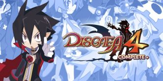 [Test] Disgaea 4 Complete + (Switch)