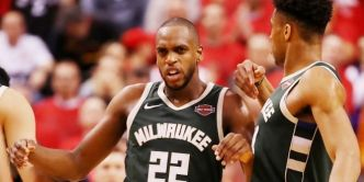 Khris Middleton out plusieurs semaines