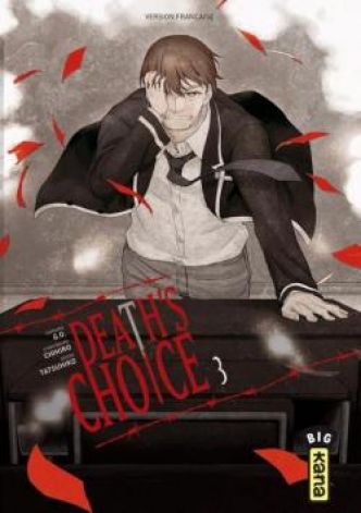 Death's choice, tome 3 par  G.O.