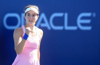 WTA - Houston : Bellis poursuit son retour contre Lepchenko #OracleChallengers #RoadtoIndianWells #WTA #Bellis