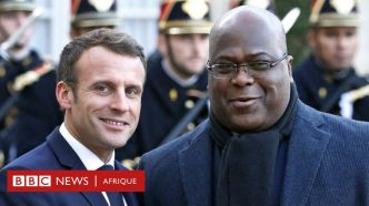 La France s'engage à soutenir militairement la RDC