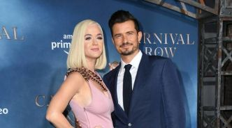 VIDEO. Orlando Bloom pense déjà aux enfants avec Katy Perry