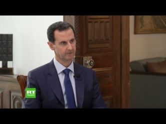 La Grande Interview : Bachar el-Assad