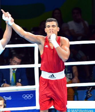 Boxe professionnelle: Mohamed Rabii domine le Mexicain Jesus Gurrola