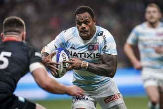 Rugby - Coupes d'Europe - Racing 92 : la redoutable force de frappe de Vakatawa