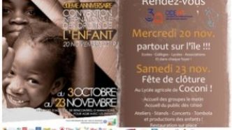 30 ans de la Convention Internationale des Droits de l'Enfant : deux grosses dates