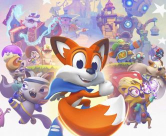 Test - New Super Lucky's Tale : Renart, chenapan !