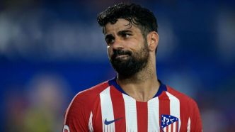 Atletico Madrid : Longue absence pour Diego Costa