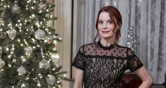Noël en héritage (TF1) : Laura Leighton (Melrose Place) reléguée au second plan après la fin de Pretty Little Liars