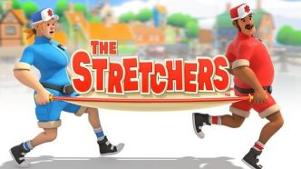 TEST de The Stretchers : Rire dans les brancards