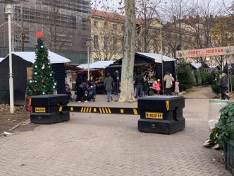 "Lyon : un marché de Noël très artisanat local et pas ""made in China"""