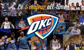 Thunder : le 5 majeur all-time d'Oklahoma City ! Apéro TrashTalk
