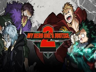 My Hero One's Justice 2 daté en Europe…
