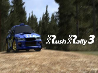 Rush Rally 3 arrive sur Switch…