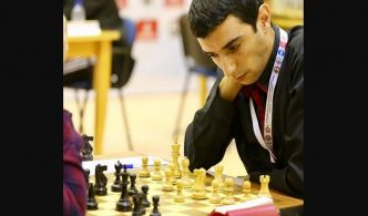 Amir Zaïbi, 3ème tunisien à décrocher le titre de Grand Maître International & champion arabe d'échecs 2019