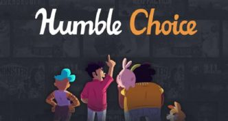 Le Humble Monthly devient Humble Choice !
