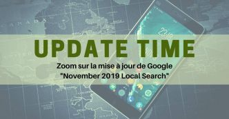 November 2019 Local Search
