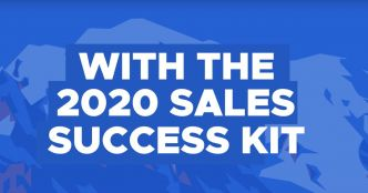 The 2020 Sales Success Kit : des ressources gratuites pour booster vos ventes 2020