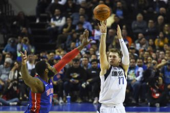 NBA: Philadelphie fait tomber Boston, Doncic porte Dallas