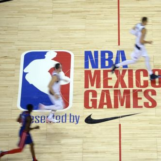 Basket - NBA - NBA : les Mexico Capitanes intégrés en G-League