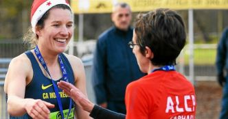Cross-country. Marie Bouchard s'impose
