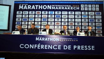 La 31ème édition du marathon international de Marrakech va connaître plus de 13.000 participants