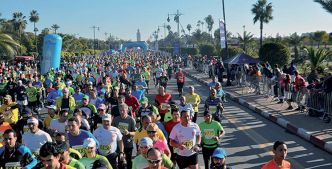 Plus de 13.000 participants attendus au Marathon international de Marrakech