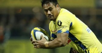 Isaia Toeava officialise son départ de Clermont