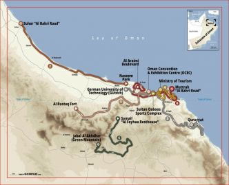 Tour d'Oman 2020 : Green Mountain en juge de paix