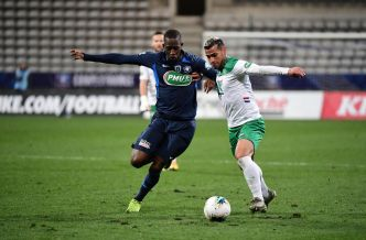 Coupe de France: le Paris FC y a longtemps cru face à  Saint-Etienne