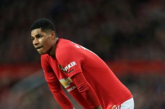 Foot - ANG - MU - Manchester United : Marcus Rashford absent plusieurs semaines