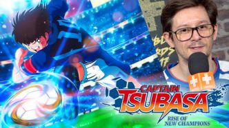 Captain Tsubasa Rise of New Champions : On y a joué, nos impressions amusées + gameplay inédit
